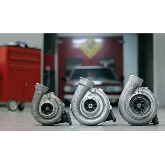 Sabe como escolher o turbo na medida?